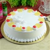 Delicious Pineapple Cake - 1 Kg