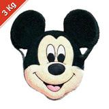 Mickey Mouse Shape Cake - 3 kgs