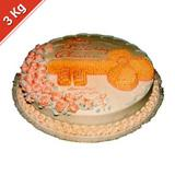 Key Cake - 3 Kg.