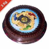 Bey Blade Cake - 3 Kg