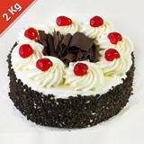 Five Star Black Forest Cake - 2.0 Kg