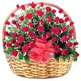 150- Roses Basket