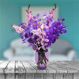 Send Romance Mokara Orchids Exclusive Bouquets to Bhavnagar