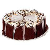 Eggless Chocolate Cake-2 Kg