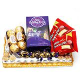 Celebration and Other Chocolate Hamper
