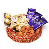 Scrumptious Chocolates and Dryfruits