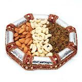 Assorted Dryfruits Tray