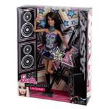 Barbie in Microphone