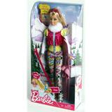 Skier Barbie Doll