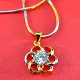 Sensational Flower Pendant