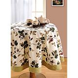 Floral Spray Table Cover