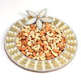 Attractive Tray with Dry fruits