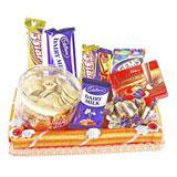 Celebration Chocolate Thali