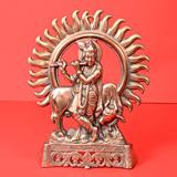 Krishna - Cowherd Wall Hanging