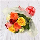 Mixed Rose Bouquet (Midnight)