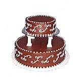Special Chocolate wedding Cake - 3Kg