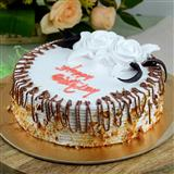Butter Scotch Birthday Cake - 1 Kg